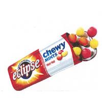 Eclipse Chewy Mints Fruit Trio 20 Tin