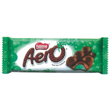Nestle Aero Mint Chocolate 24 Pcs