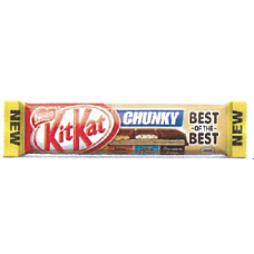 Nestle KitKat Chunky Best Of The Best Chocolate 36 Pcs