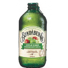 Bundaberg Apple Cider 24/375mls