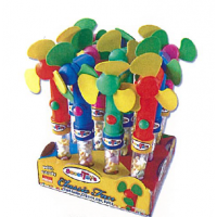 Sweet Toys Classic Fan With Candy 12 Pcs