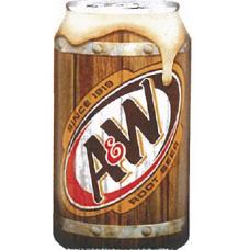 A&W Root Beer 24/355mls
