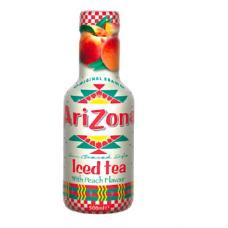 Arizona Iced Tea With Peach Flavour 6/500mls
