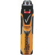 Rexona Men Adventure Deodorant Body Spray 100g/6 Pcs