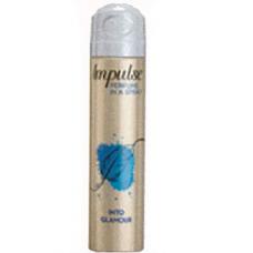 Impulse Into Glamour Perfume 6 Pcs