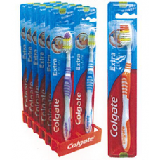 Colgate Extra Clean Soft Toothbrushes 12 Pcs