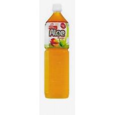Aloe Vera Mango Flavour 1.5ML Geneva Brand 12 Pcs
